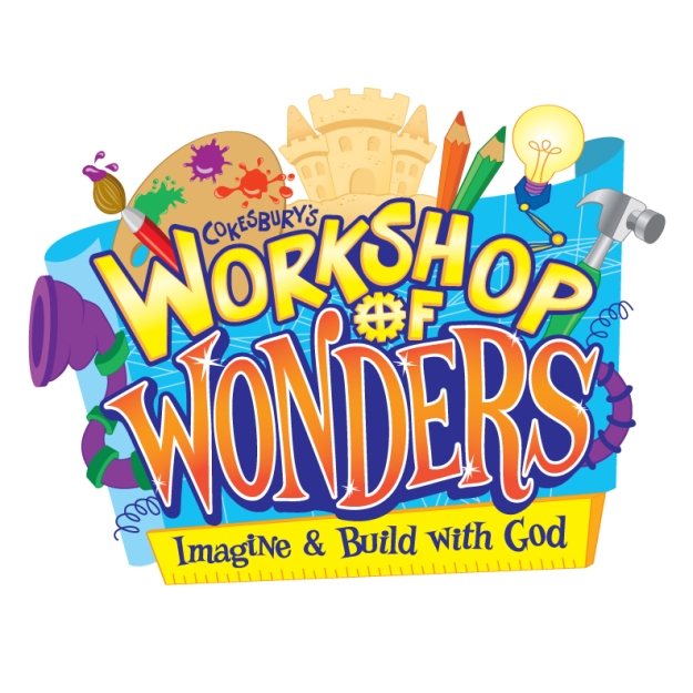 Workshop of Wonders: Imagine and Build with God!