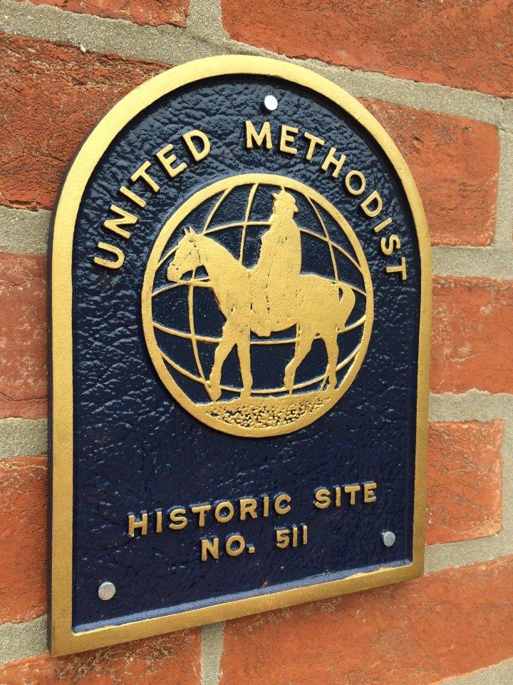 United Methodist Historic Site No. 511